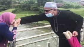 Video air mata Syawal bikin warganet sebak