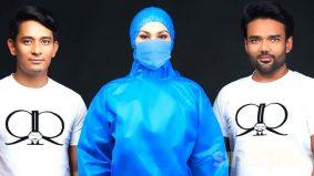 'Frontliner layak sarung PPE terbaik, berkualiti' - Rizman Ruzaini.