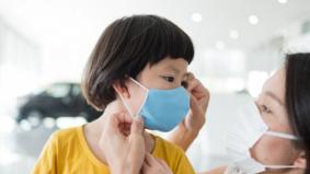 Penting! Kanak-kanak bawah 2 tahun tak sesuai pakai mask