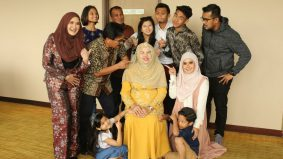 Keluarga Iskandar The Movie ditayangkan di Astro First