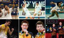 Skuad badminton 'berbisa,' penyumbang pingat paling banyak Sukan Olimpik buat negara