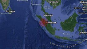 Patutlah bergegar! Dirasai hingga ke Selangor, KL, gempa bumi landa Utara Sumatera