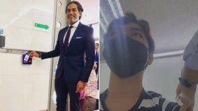 'Assalamualaikum…' KJ balas ciapan lelaki dihalang rakam video di PPV