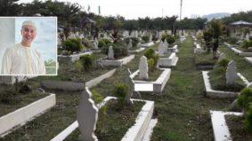 Ziarah kubur: Chef Zam mohon pencerahan, kecewa tidak dibenar masuk perkuburan ibu