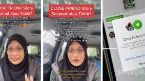 [VIDEO] Jurutera IT nasihat jangan kongsi gambar aurat kita di close friend IG. Ini sebabnya...
