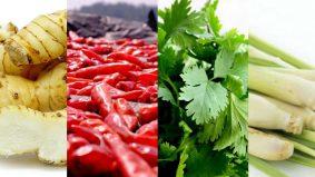 Cara betul simpan daun sup, lengkuas, serai dan cili untuk tahan lebih lama