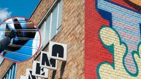 Haram lukis mural manusia? Ini penjelasannya