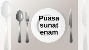 Boleh ke dahulukan puasa sunat enam Syawal daripada qada puasa Ramadan?