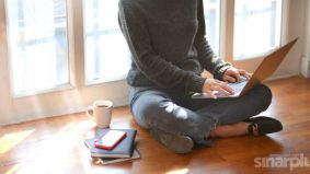Berdiskusi, lepak mamak secara online
