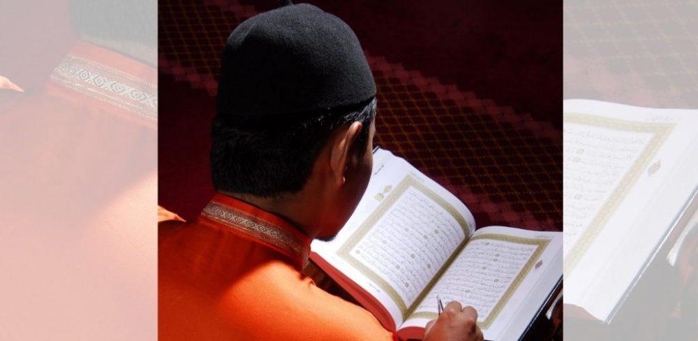 Baca al-Quran dan zikir