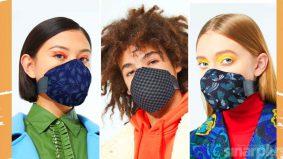 Topeng muka rekaan moden item fesyen popular masa kini