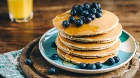 Resipi lempeng tanpa tepung, bagus untuk yang sedang diet