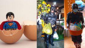 Superhero Kota Bharu beli barang basah