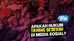 Hukum tayang sedekah di media sosial