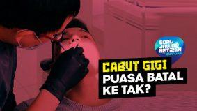Hukum cabut gigi ketika berpuasa