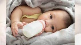 'Bahaya sendal bantal, biar anak menyusu sendiri guna botol'