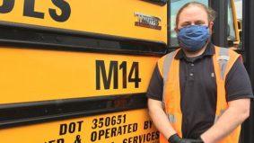 Pemandu bas tak sangka akhirnya jadi cikgu sekolah