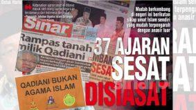 Bahaya ajaran Qadiani… Fahaman yang menyimpang daripada landasan Islam sebenar, umat Islam disaran berhati-hati