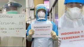 Frontliner Indonesia kecewa, wujud hashtag #Indonesia? Terserah!!!