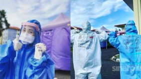 Frontliner Malaysia tiup semangat kepada pasukan perubatan Indonesia