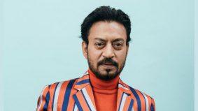 Pelakon Bollywood, Irrfan Khan meninggal dunia