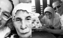Ibu Amy Search meninggal dunia