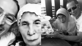 Ibu Amy Search meninggal dunia akibat sakit tua