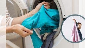 Pakaian anak bernajis, boleh ke terus basuh guna mesin?