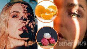 Sinaran UV boleh rosakkan kulit wajah, atasi dengan buah limau dan laici