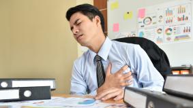 Orang muda pun boleh diserang sakit jantung, puasa mampu kurangkan risiko tersebut