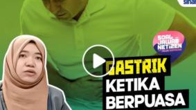 Gastrik ketika berpuasa