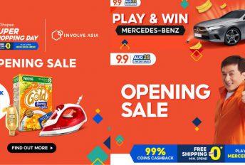 shopee opening sale