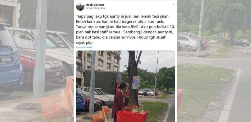wanita kanser