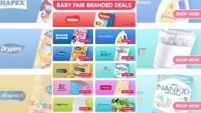 Shopee Mum's Club platform ibu cari produk terbaik, tulen si manja