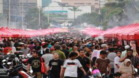 Akurlah tiada bazar Ramadan tahun ini