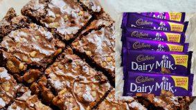 Ini resipi desert coklat Cadbury yang anda mesti cuba
