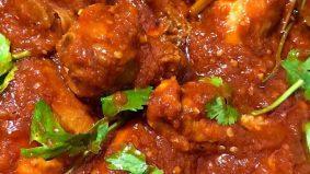 Resipi Ayam Masak Merah