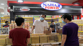 Kuih raya Nahar Power tetap dicari walau musim PKPB
