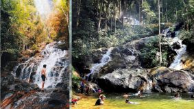 Meriahnya... Taman Eko Rimba Kanching, Congkak Park & Resort dah tak sunyi!