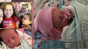 Sayunya… Ibu tak sempat dakap bayi baru dilahirkannya kerana maut kena Covid-19
