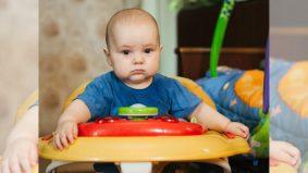 Bahaya biasakan bayi umur bawah satu tahun dengan baby walker