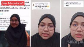 [VIDEO] Gara-gara abaikan makan ubat cacing, gadis ini dedah hampir buta pada usia 17 tahun