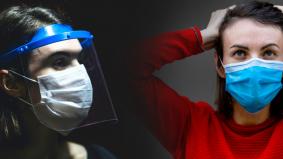 Ini rupanya kenapa pelindung muka dikatakan paling efisien kekang virus