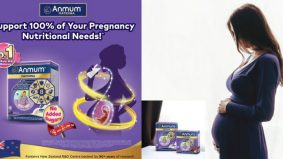 Kebanyakan ibu hamil tak ambil cukup serat, folat dan kalsium. Anmum MATERNA boleh bantu selesaikan masalah itu