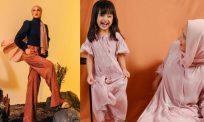 Sentuhan magis fesyen Hanis Zalikha, tak serabut, minimalis, elegan, sopan dan yang penting tutup aurat