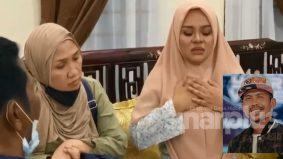 """[VIDEO] Shuib puji Siti Sarah: """"You berani ke depan"""""""