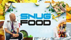 'SnugFood' hasil persahabatan dua dekat tiga sahabat