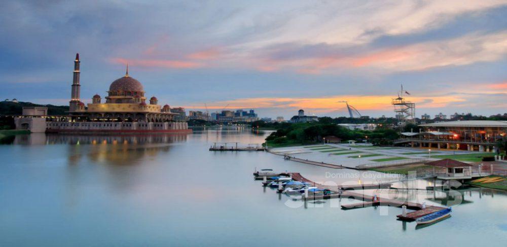 Layan aktiviti air hanya RM10 di Putrajaya