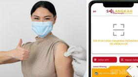 Covid-19: Penduduk Lembah Klang sudah boleh dapatkan vaksin secara walk in di PPV berdekatan. Muat turun aplikasi SELANGKAH segera