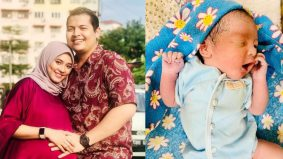 'Lahirlah Yusuf Zarin Nur' - Ippo Hafiz bergelar bapa